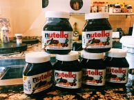 nutella stack